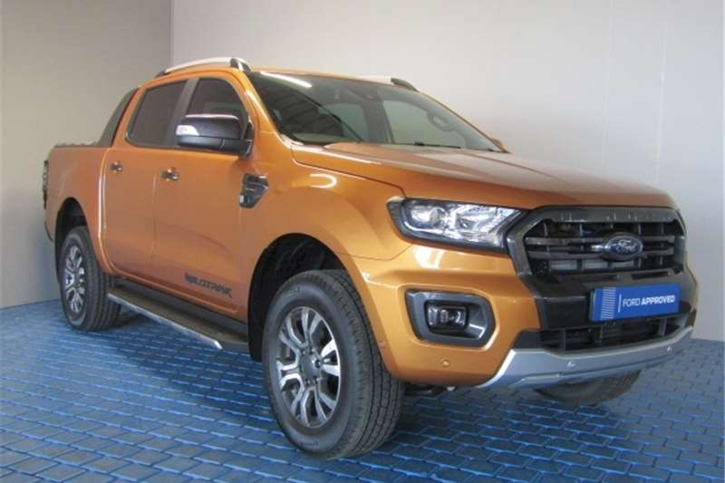 Ford Ranger Double Cab RANGER 2.0D BI TURBO WILDTRAK A/T P/U D/C 2020