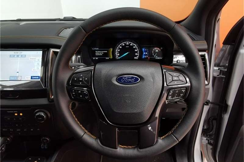 Used 2021 Ford Ranger Double Cab RANGER 2.0D BI TURBO WILDTRAK A/T P/U D/C