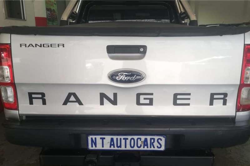 Used 2014 Ford Ranger Double Cab RANGER 2.0D XLT A/T P/U D/C