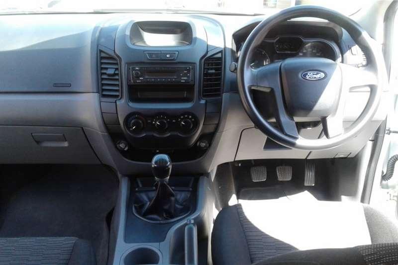 2017 Ford Ranger double cab RANGER 2.0D XLT A/T P/U D/C