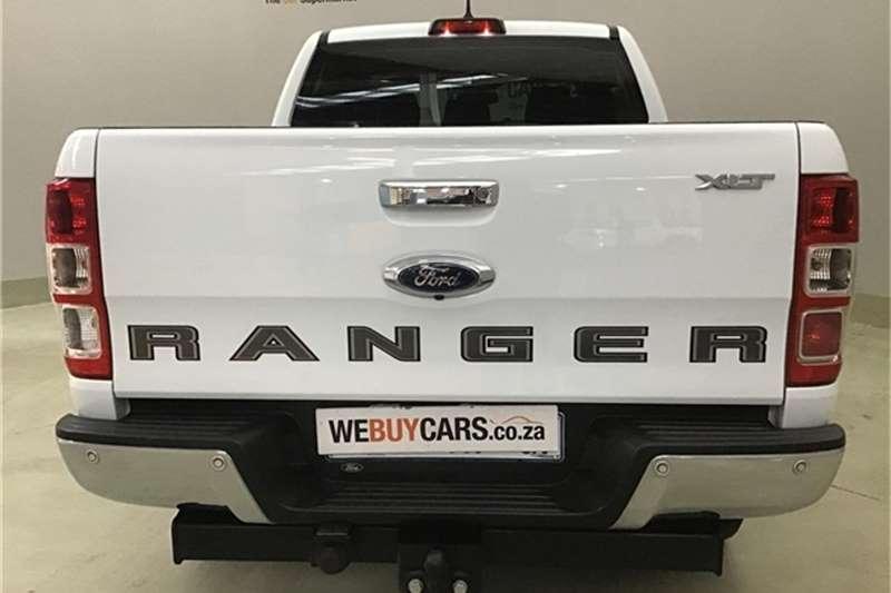 Ford Ranger Double Cab RANGER 2.0D XLT A/T P/U D/C 2019