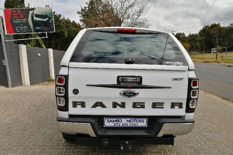 Used 2019 Ford Ranger Double Cab RANGER 2.0D XLT A/T P/U D/C