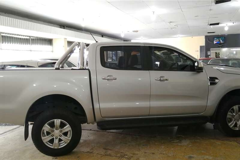 Used 2020 Ford Ranger Double Cab RANGER 2.0D XLT A/T P/U D/C