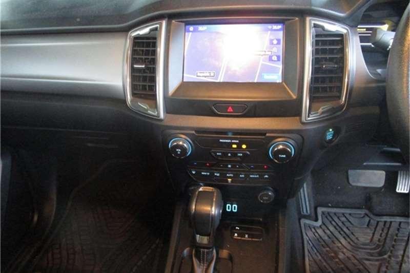 Used 2020 Ford Ranger Double Cab RANGER 2.0D XLT A/T P/U D/C