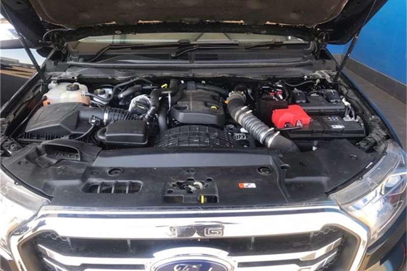 2020 Ford Ranger double cab RANGER 2.0D XLT A/T P/U D/C