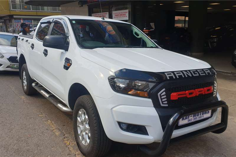 Ford Ranger Double Cab RANGER 2.2 6 SPEED 2019