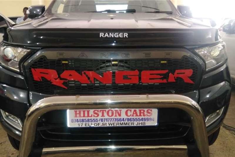 Ford Ranger Double Cab RANGER 2.2 Auto/ 2X4/ Diesel 2019