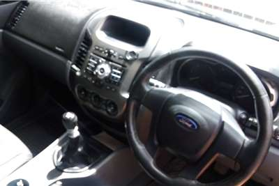 2013 Ford Ranger double cab RANGER 2.2TDCi P/U D/C