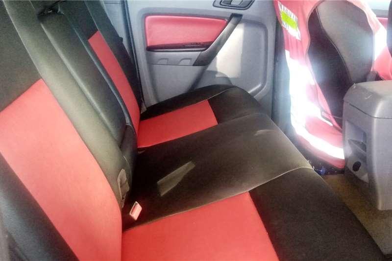 2014 Ford Ranger double cab RANGER 2.2TDCi P/U D/C