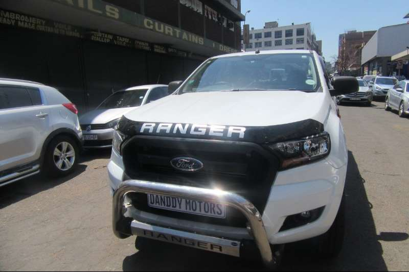 Ford Ranger Double Cab RANGER 2.2TDCi P/U D/C 2016