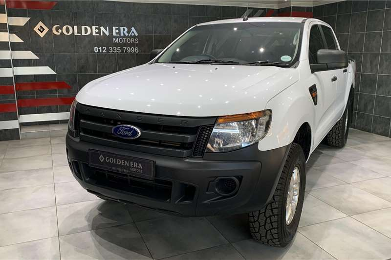 Used 2016 Ford Ranger Double Cab RANGER 2.2TDCi P/U D/C