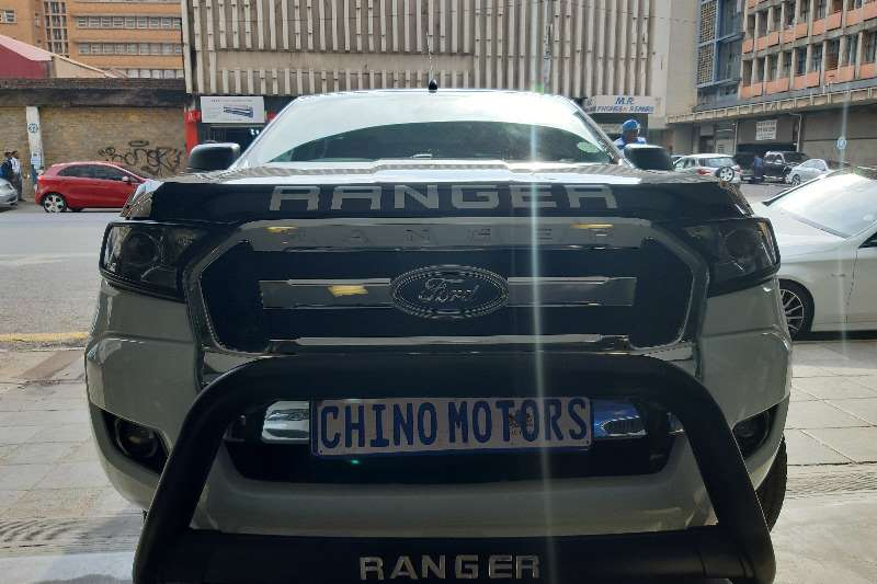 Ford Ranger Double Cab RANGER 2.2TDCi P/U D/C 2017