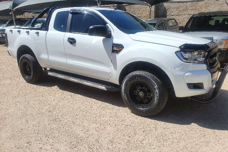 Used 2017 Ford Ranger Double Cab RANGER 2.2TDCi P/U D/C