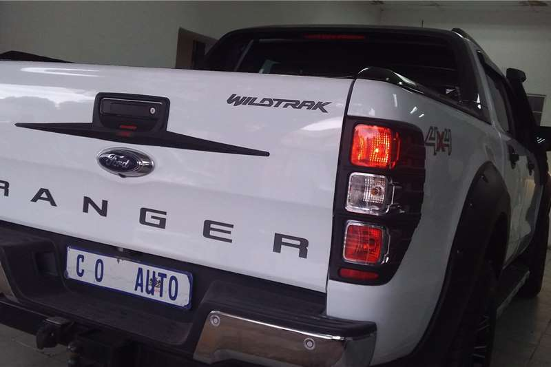 Ford Ranger Double Cab RANGER 2.2TDCi P/U D/C 2018