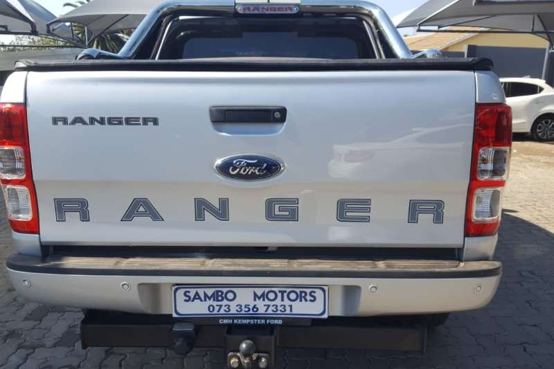 Used 2020 Ford Ranger Double Cab RANGER 2.2TDCi P/U D/C