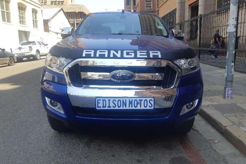 Ford Ranger Double Cab RANGER 2.2TDCi XL 4X4 A/T P/U D/C 2016