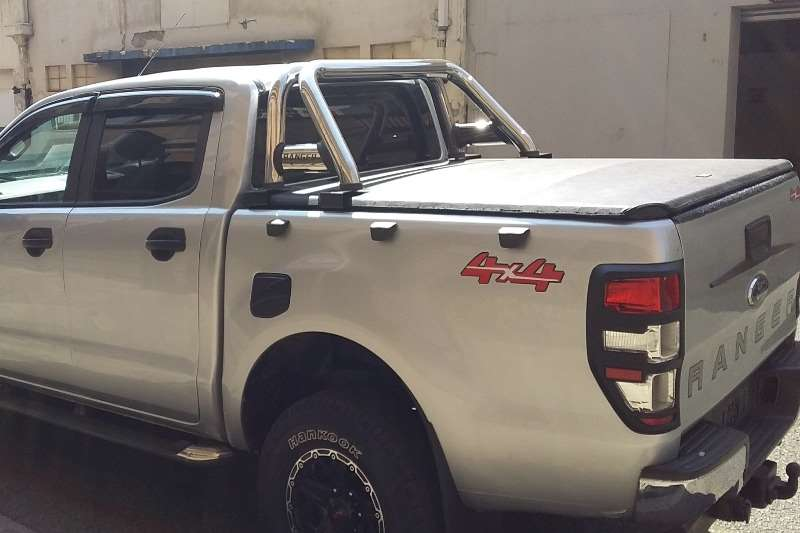 Used 2017 Ford Ranger Double Cab RANGER 2.2TDCi XL 4X4 A/T P/U D/C