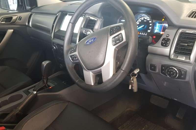 Ford Ranger Double Cab RANGER 2.2TDCi XL 4X4 A/T P/U D/C 2018