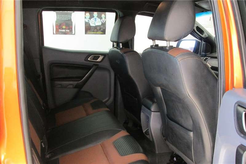 2018 Ford Ranger double cab RANGER 2.2TDCi XL 4X4 A/T P/U D/C