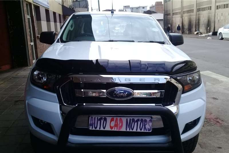 Used 2018 Ford Ranger Double Cab RANGER 2.2TDCi XL 4X4 A/T P/U D/C