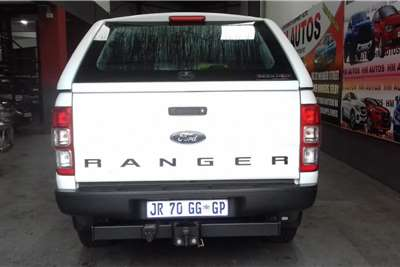 Ford Ranger Double Cab RANGER 2.2TDCi XL 4X4 A/T P/U D/C 2019