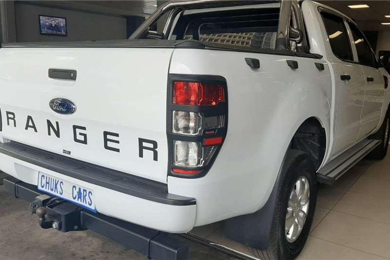 Ford Ranger Double Cab RANGER 2.2TDCi XL 4X4 P/U D/C 2018
