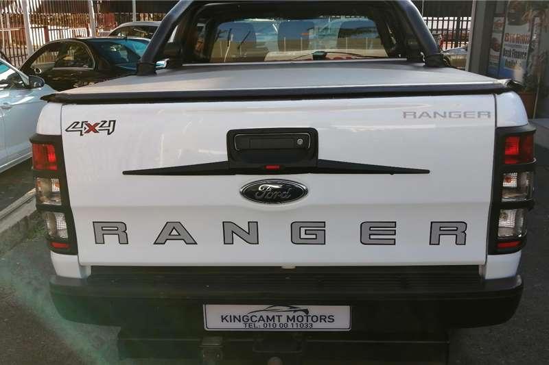 Used 2018 Ford Ranger Double Cab RANGER 2.2TDCi XL 4X4 P/U D/C