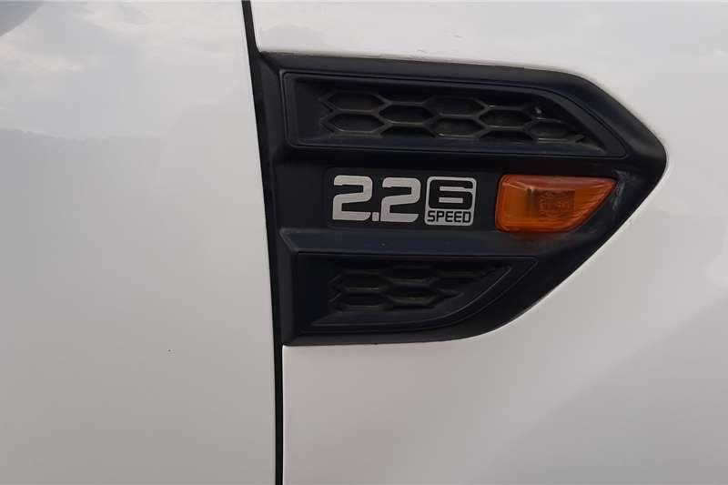 Ford Ranger Double Cab RANGER 2.2TDCi XL 4X4 P/U D/C 2019