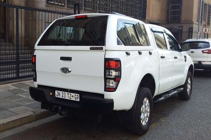 Used 2017 Ford Ranger Double Cab RANGER 2.2TDCi XL A/T P/U D/C