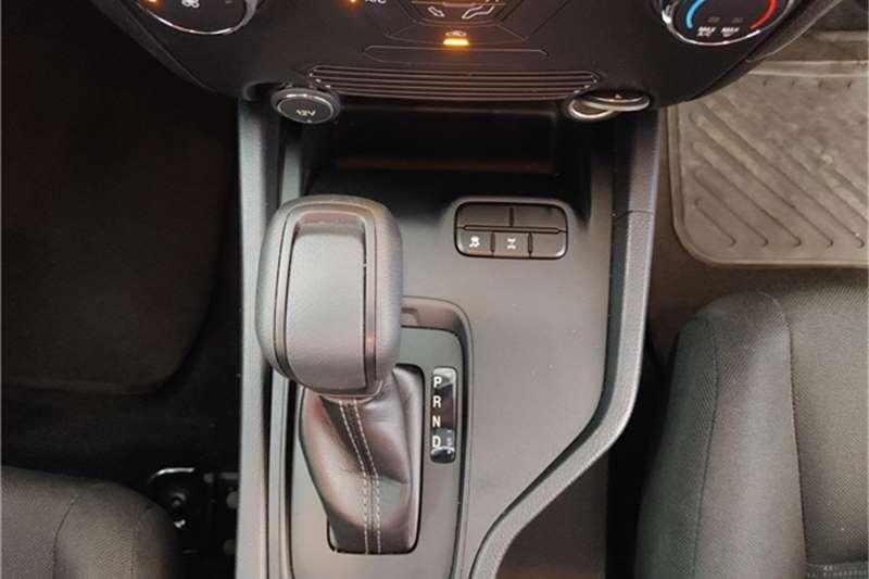 Ford Ranger Double Cab RANGER 2.2TDCi XL A/T P/U D/C 2020