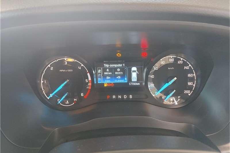 2020 Ford Ranger double cab RANGER 2.2TDCi XL A/T P/U D/C