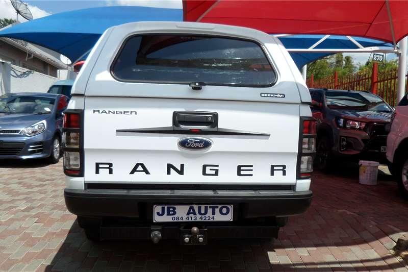 Ford Ranger Double Cab RANGER 2.2TDCi XLS P/U D/C 2016