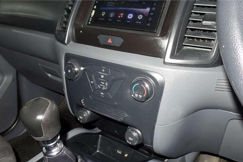 2017 Ford Ranger double cab RANGER 2.2TDCi XLS P/U D/C
