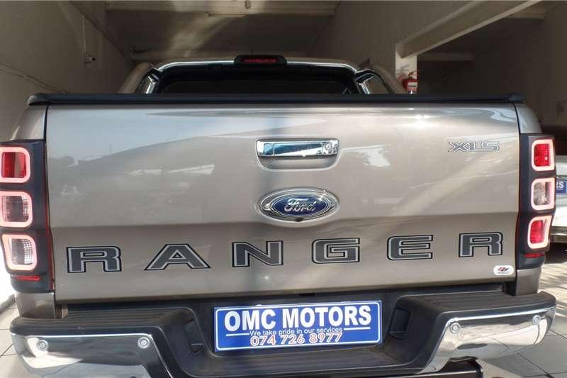 2019 Ford Ranger double cab RANGER 2.2TDCi XLS P/U D/C
