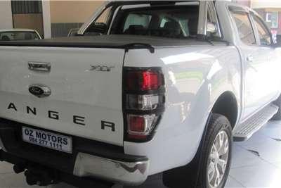 Ford Ranger Double Cab RANGER 2.2TDCi XLT A/T P/U D/C 2017