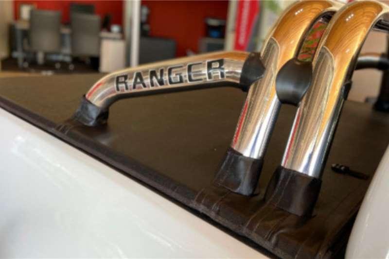 Used 2017 Ford Ranger Double Cab RANGER 2.2TDCi XLT A/T P/U D/C
