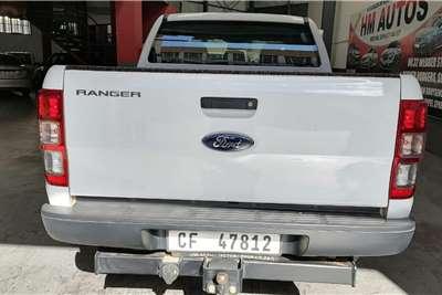 Used 2018 Ford Ranger Double Cab RANGER 2.2TDCi XLT A/T P/U D/C
