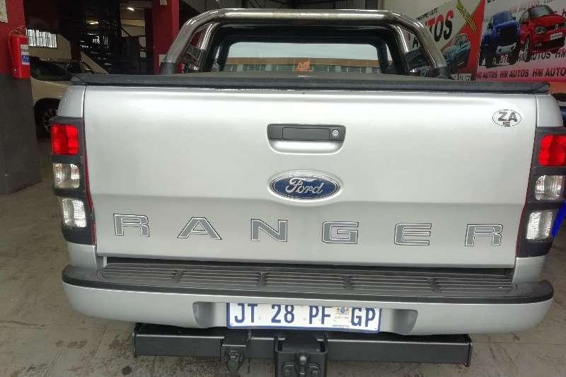 Ford Ranger Double Cab RANGER 2.2TDCi XLT P/U D/C 2016