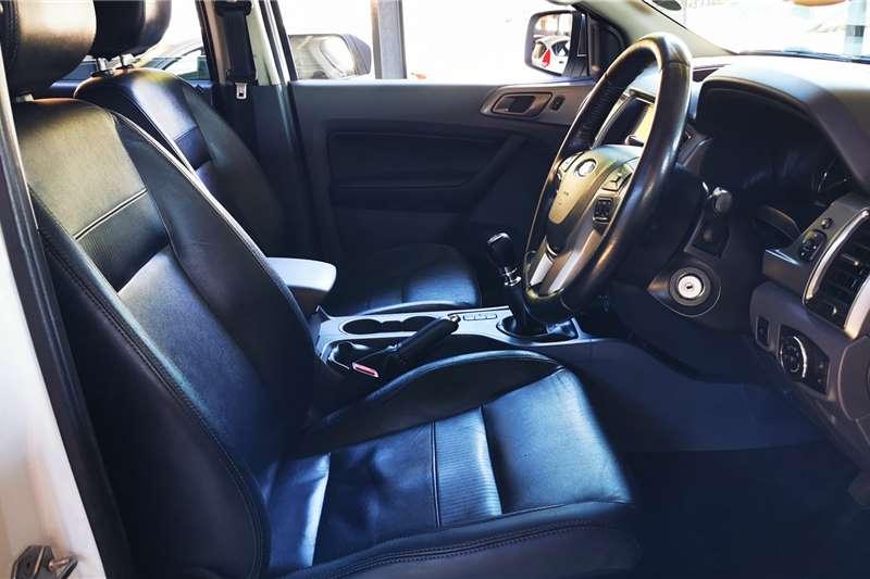 2016 Ford Ranger double cab RANGER 2.2TDCi XLT P/U D/C