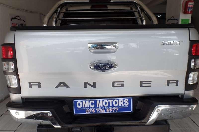 Used 2018 Ford Ranger Double Cab RANGER 2.2TDCi XLT P/U D/C