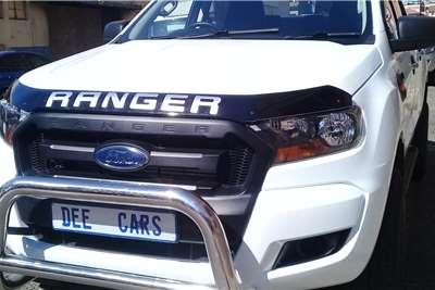 Used 2019 Ford Ranger Double Cab RANGER 2.2TDCi XLT P/U D/C