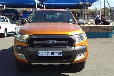 Used 2017 Ford Ranger Double Cab