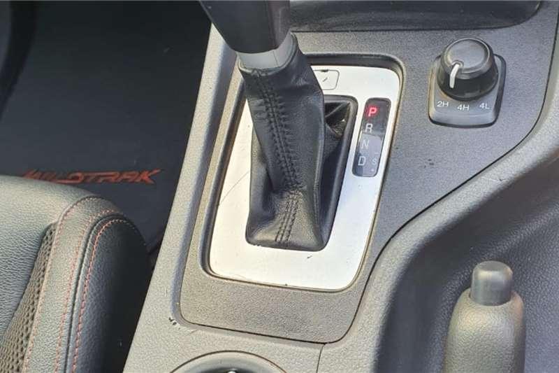 Ford Ranger Double Cab RANGER 3.2TDCi 3.2 WILDTRAK 4X4 A/T P/U D/C 2013