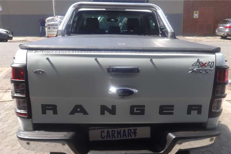 Ford Ranger Double Cab RANGER 3.2TDCi 3.2 WILDTRAK 4X4 A/T P/U D/C 2014