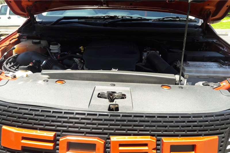 Used 2015 Ford Ranger Double Cab RANGER 3.2TDCi 3.2 WILDTRAK 4X4 A/T P/U D/C