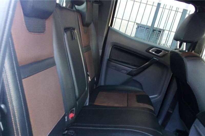 Ford Ranger Double Cab RANGER 3.2TDCi 3.2 WILDTRAK 4X4 A/T P/U D/C 2017