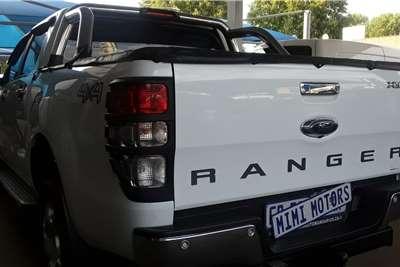 2017 Ford Ranger double cab RANGER 3.2TDCi 3.2 WILDTRAK 4X4 A/T P/U D/C