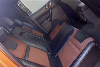 Used 2017 Ford Ranger Double Cab RANGER 3.2TDCi 3.2 WILDTRAK 4X4 A/T P/U D/C