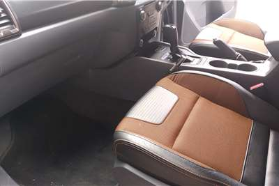 Ford Ranger Double Cab RANGER 3.2TDCi 3.2 WILDTRAK 4X4 A/T P/U D/C 2018