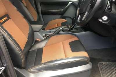 2018 Ford Ranger double cab RANGER 3.2TDCi 3.2 WILDTRAK 4X4 A/T P/U D/C
